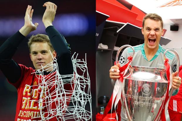 ''Ngu ho tuong'' da cung Bayern lap lai ky tich an ba day vinh quang hinh anh 1