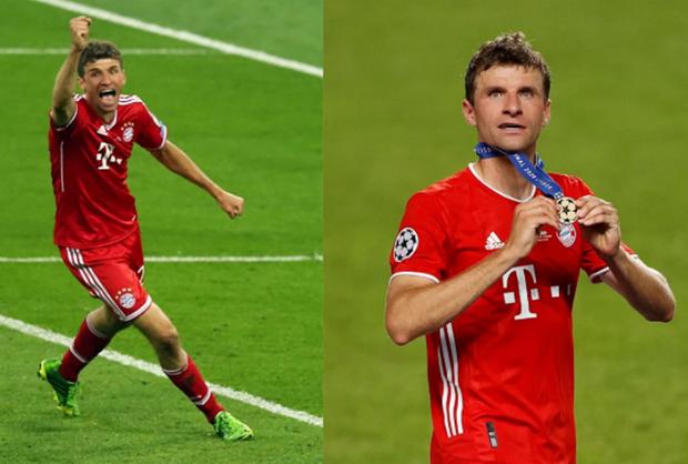 ''Ngu ho tuong'' da cung Bayern lap lai ky tich an ba day vinh quang hinh anh 3