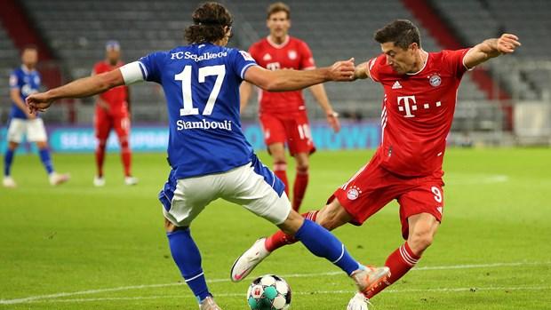 Bundesliga: Nhung diem nhan o tran khai mac 'huy diet' cua nha vo dich hinh anh 3