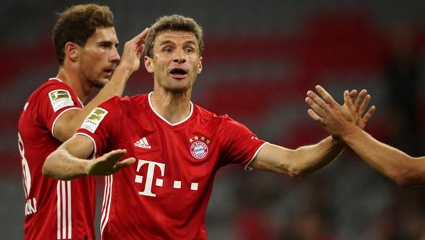 Bundesliga: Nhung diem nhan o tran khai mac 'huy diet' cua nha vo dich hinh anh 4