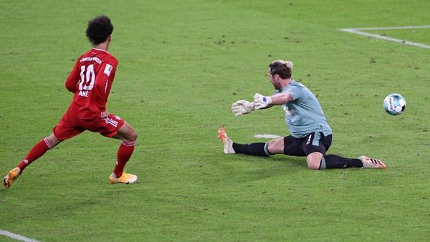 Bundesliga: Nhung diem nhan o tran khai mac 'huy diet' cua nha vo dich hinh anh 2