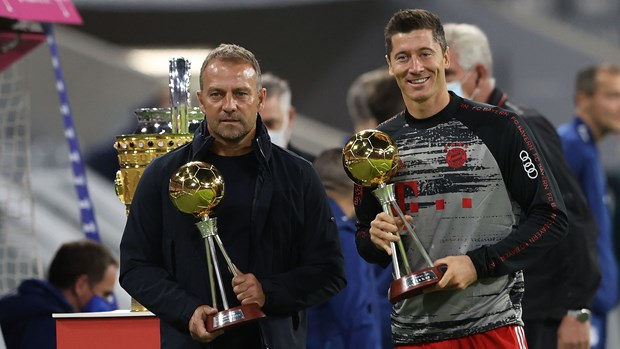Bundesliga: Nhung diem nhan o tran khai mac 'huy diet' cua nha vo dich hinh anh 5