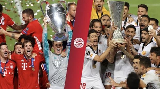 Sieu cup UEFA 2020 Bayern Munich-Sevilla: 7 thong ke thu vi hinh anh 1
