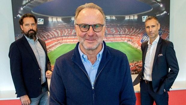 Karl-Heinz Rummenigge báo động về những khó khăn của bóng đá Đức