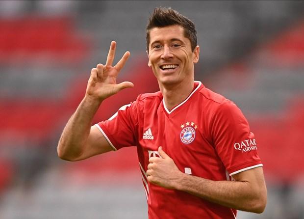 FC Bayern - Werder Bremen: Tran dau hua hen nhung ky luc hinh anh 1