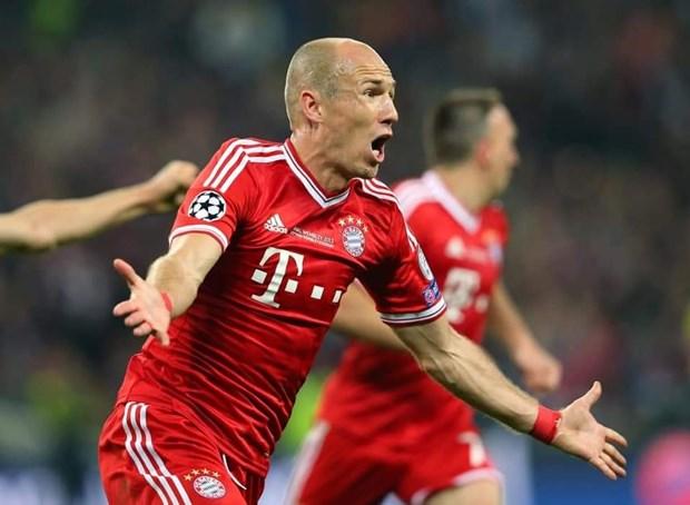 Arjen Robben - Sieu sao bong da Ha Lan va Bayern giai nghe o tuoi 37 hinh anh 2