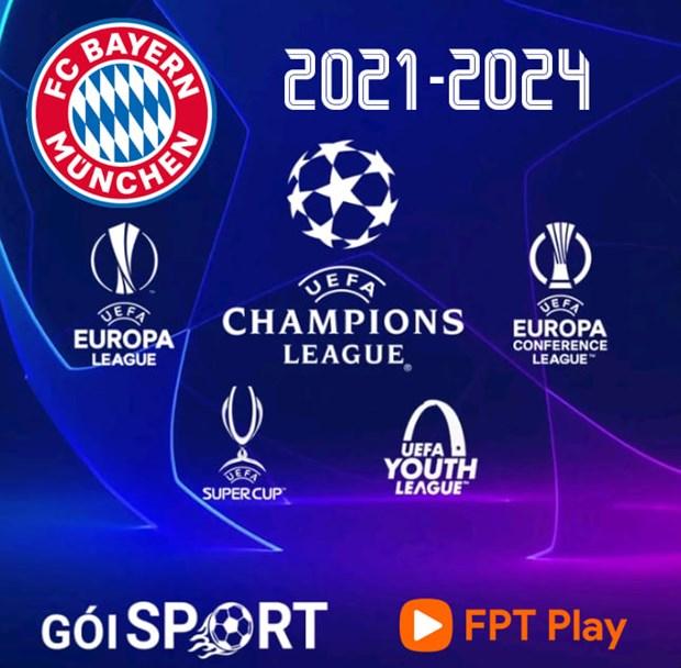 Xem truc tiep Bayern Munich thi dau mua giai 2021-22 tren kenh nao? hinh anh 2