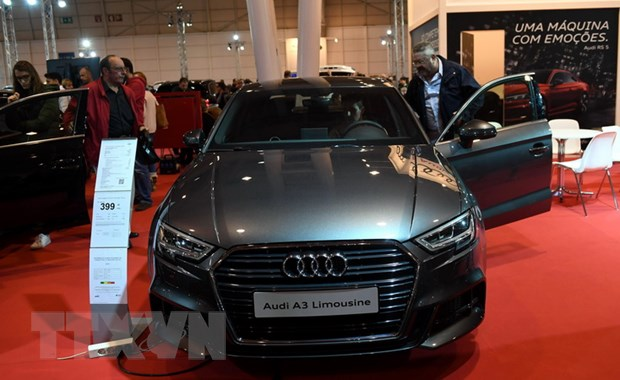 Nam 2022 Audi se tung vao thi truong Trung Quoc 10 mau xe dien moi hinh anh 1