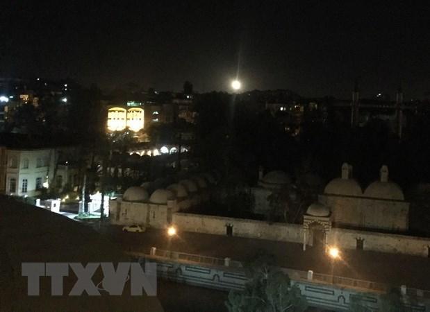 Syria: Nhom chuyen gia OPCW hoan thanh sat Douma vi ly do an ninh hinh anh 1
