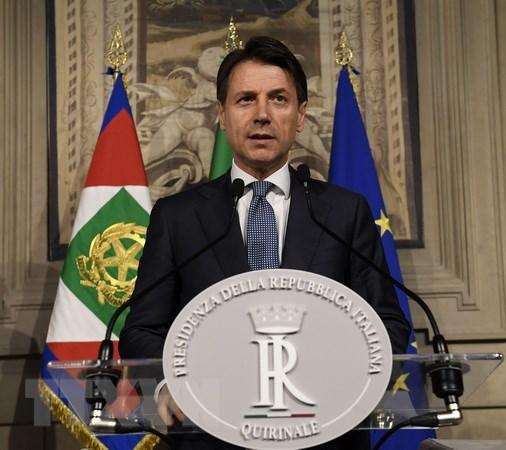 Italy: Ong Giuseppe Conte xuc tien thanh lap noi cac moi hinh anh 1