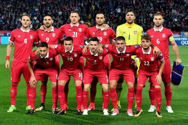 Bang E World Cup 2018: Serbia -