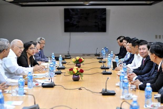 Cuba danh gia cao kinh nghiem phat trien cua Thanh pho Ho Chi Minh hinh anh 2