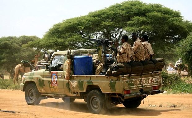 Sudan cham dut quan he hop tac quoc phong voi Trieu Tien hinh anh 1