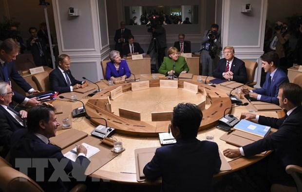 Gioi phan tich hoai nghi ve kha nang G7 som thu hep duoc bat dong hinh anh 1