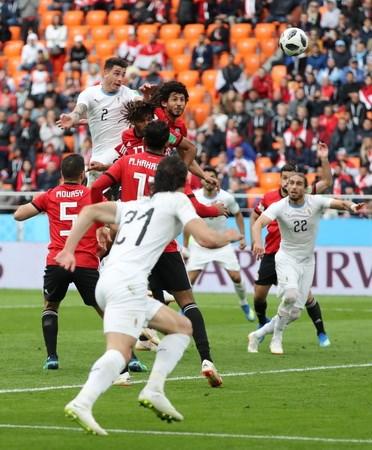 Uruguay moi lan dau thang tran ra quan World Cup tu nam 1970 hinh anh 2