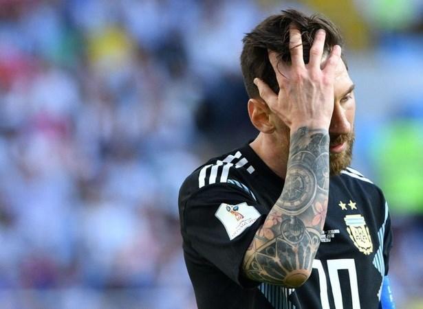 World Cup 2018: Ronaldo lanh lung, Messi bi che 'luoi nhac' hinh anh 1