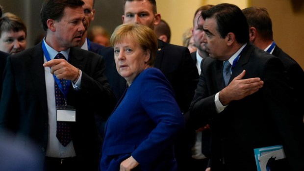 Hoi nghi thuong dinh EU: Lieu co tim ra giai phap cho cac van de nong? hinh anh 1