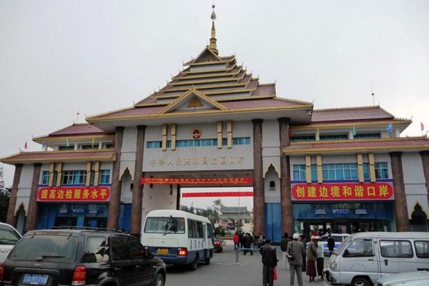 Trung Quoc va Myanmar nhat tri duy tri on dinh khu vuc bien gioi hinh anh 1