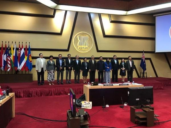 Cuoc hop lan thu 6 Uy ban Hop tac chung ASEAN-New Zealand hinh anh 1