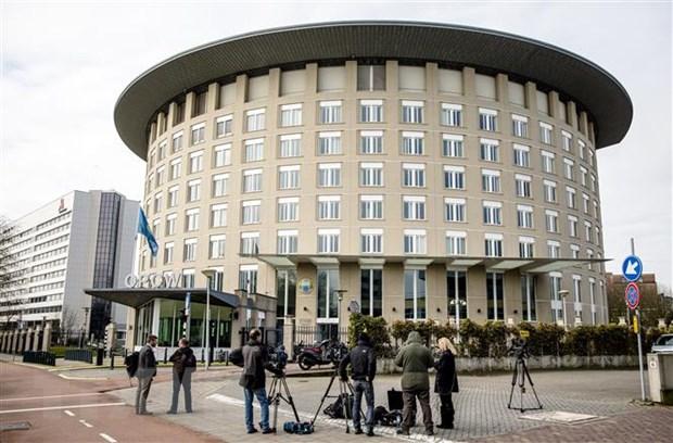 Moskva: Cao buoc cua Ha Lan ve Nga tan cong mang cua OPCW la 'lo bich' hinh anh 1