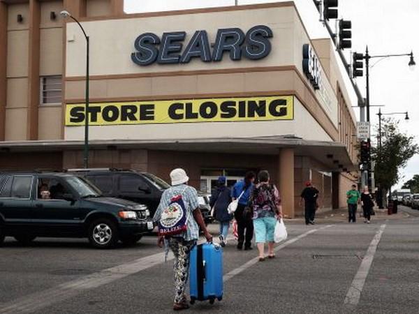 Tap doan ban le noi tieng Sears cua My nop don xin pha san hinh anh 1