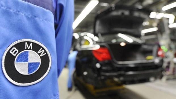 BMW thu hoi hang nghin xe loi cam bien vi tri tai Trung Quoc hinh anh 1