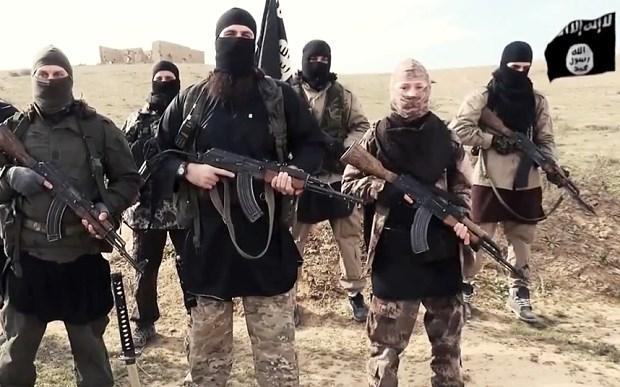 41 tay sung duoc My hau thuan bi IS sat hai o mien Dong Syria hinh anh 1