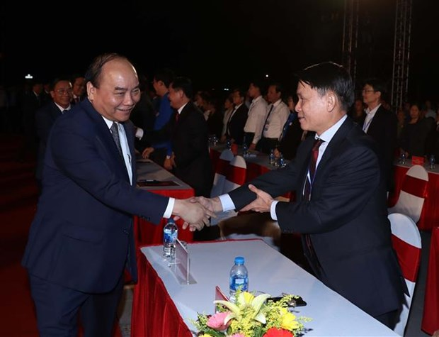 Thu tuong Nguyen Xuan Phuc du Le ky niem 50 Chien thang Truong Bon hinh anh 3