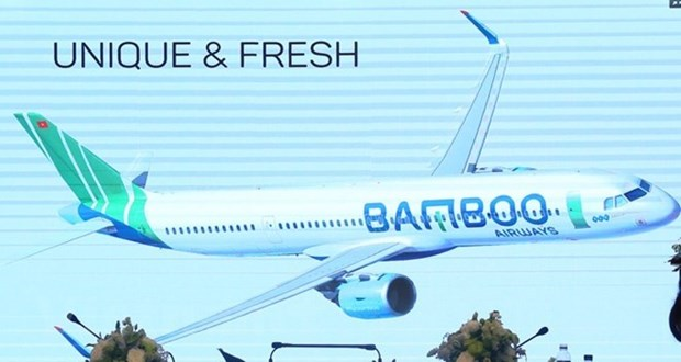 Bamboo Airways se khai thac khoang 100 duong bay quoc te va noi dia hinh anh 1