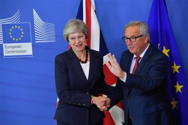 Cac nuoc EU khong dam phan lai du thao thoa thuan voi Anh ve Brexit hinh anh 1