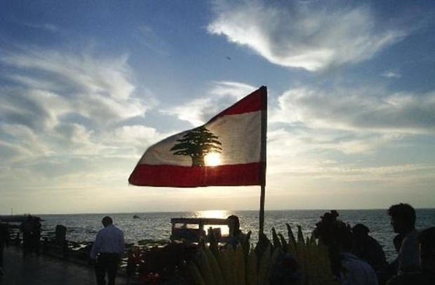 Liban va Trung Quoc mo tuyen hang hai moi tao thuan loi cho xuat khau hinh anh 1