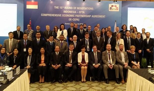 Indonesia va EFTA cam ket hoan tat thuong luong trong nam nay hinh anh 1