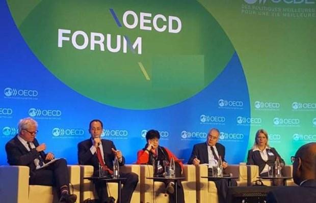Dien dan toan cau OECD lan thu 6 khai mac tai Han Quoc hinh anh 1