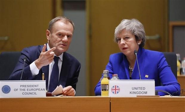 Anh khang dinh cuoc bo phieu ve thoa thuan Brexit van dung ke hoach hinh anh 1
