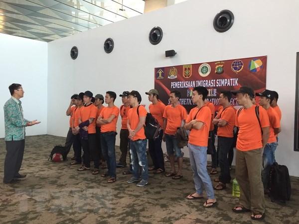 Indonesia trao tra nhieu ngu dan Viet Nam dip cuoi nam 2018 hinh anh 1