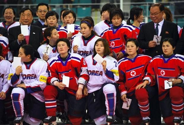 Han Quoc va Trieu Tien no luc gianh quyen dong dang cai Olympic 2032 hinh anh 1