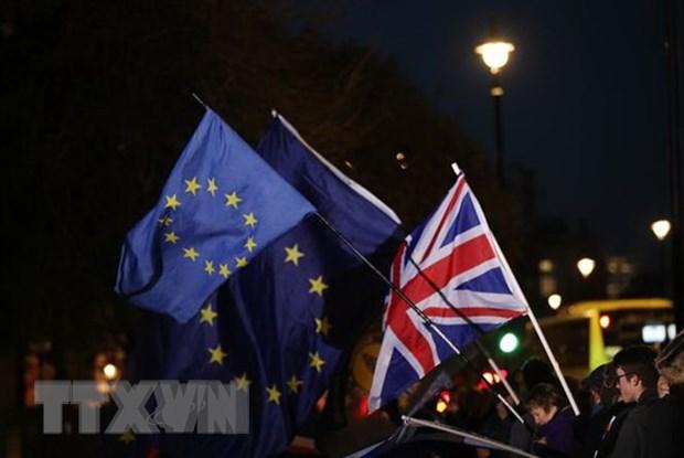 Van de Brexit: Thuy Si, Anh dat thoa thuan ve bao ve quyen cong dan hinh anh 1