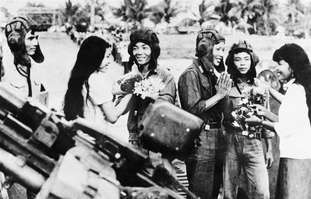 Nhin lai 40 nam giai phong Campuchia khoi che do diet chung Pol Pot hinh anh 1