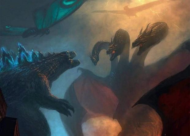 "Dao dien ""Godzilla: King of the Monsters"" tiet lo hai quai vat bi an hinh anh 2"