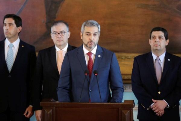 Paraguay cat dut quan he ngoai giao voi Venezuela vi mau thuan hinh anh 1