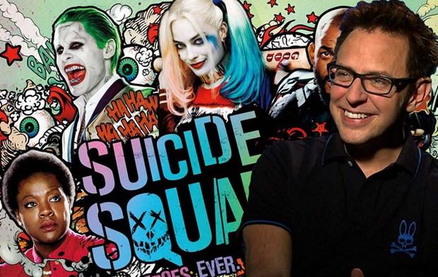 DC dam phan de James Gunn lam dao dien cho Suicide Squad 2 hinh anh 1