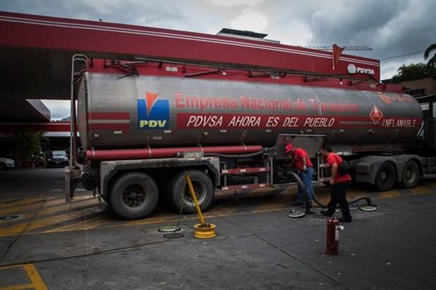Venezuela dieu tra ban lanh dao dau khi do thu linh doi lap bo nhiem hinh anh 1