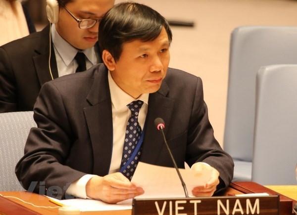 Viet Nam va Nam Sudan chinh thuc thiet lap quan he ngoai giao hinh anh 1