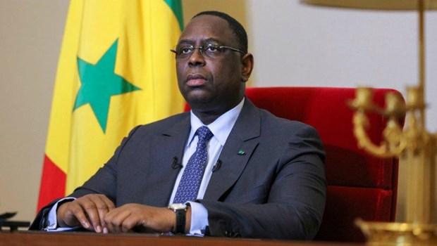 Senegal: Tong thong Macky Sall gianh chien thang trong cuoc bau cu hinh anh 1