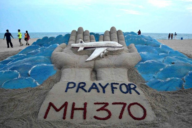 Malaysia san sang noi lai hoat dong tim kiem may bay MH370 mat tich hinh anh 1