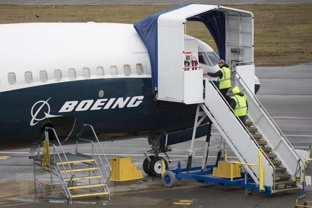 Boeing tam ngung giao may bay 737 MAX sau tai nan tai Ethiopia hinh anh 1