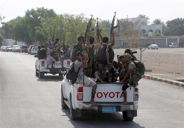 Luc luong Houthi de doa tan cong thu do Saudi Arabia va UAE hinh anh 1