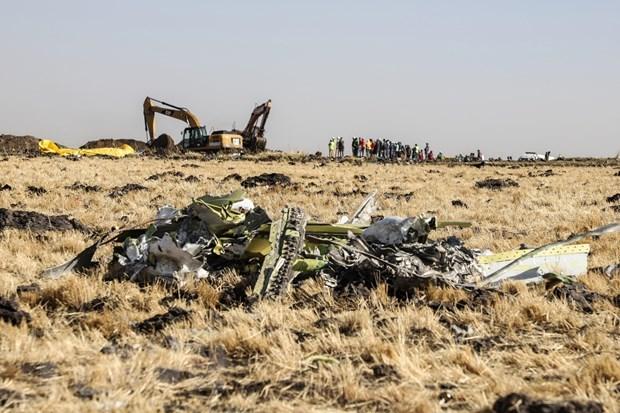 Co truong lai Boeing 737 MAX Ethiopia chua tham gia lop huan luyen moi hinh anh 1