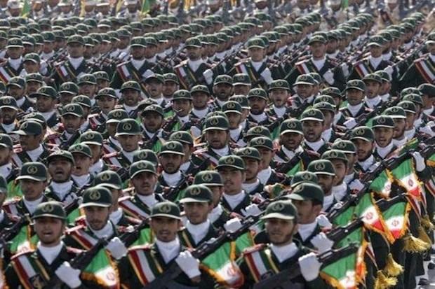 My chinh thuc coi IRGC la to chuc khung bo nuoc ngoai hinh anh 1
