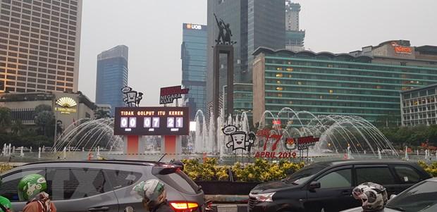 Bau cu Indonesia: An ninh va cong tac chuan bi da san sang hinh anh 2